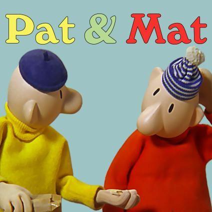 3c6326749 Pohádky Pat a Mat online | TelevizeSeznam.cz
