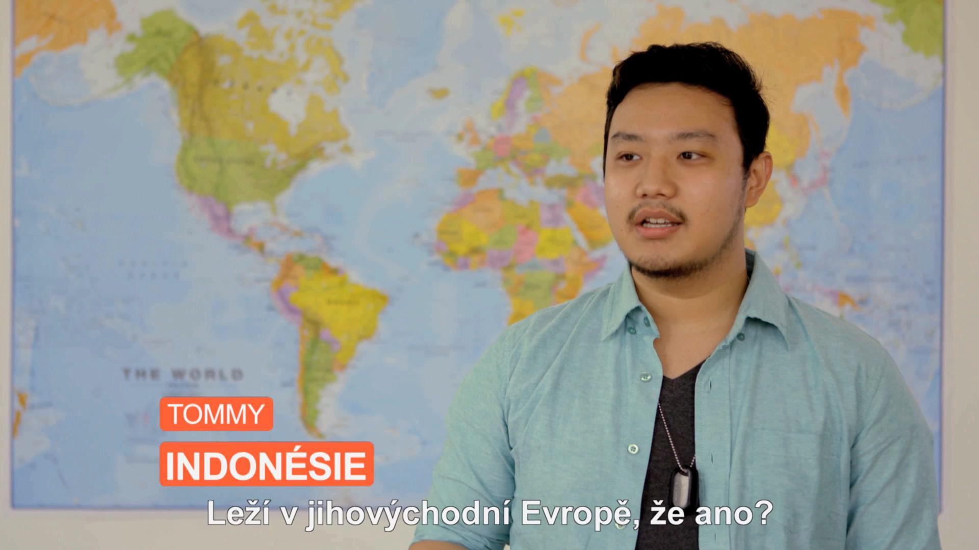 Indonéské randění